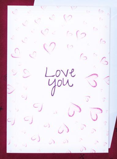 Valentines Card Tutorial